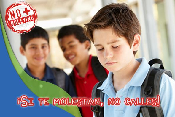 Template - No más bullying