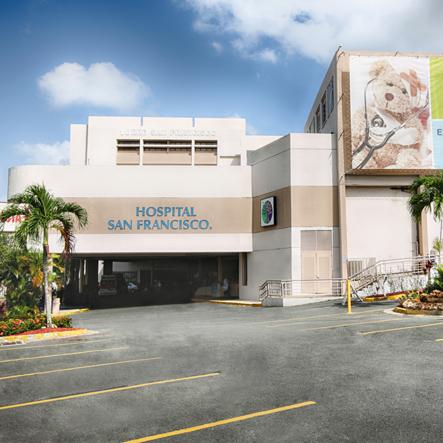 Hospital San Francisco, Río Piedras