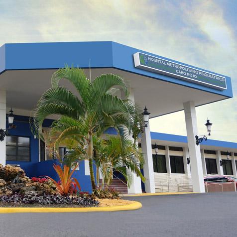 Hospital Metropolitano Psiquiátrico Cabo Rojo