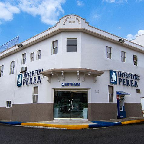 Hospital Perea, Mayagüez