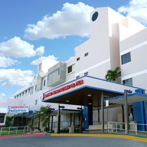 Hospital Metropolitano Dr. Pila, Ponce